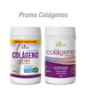 Pack Colágenos – Vainilla y Mora 400gr